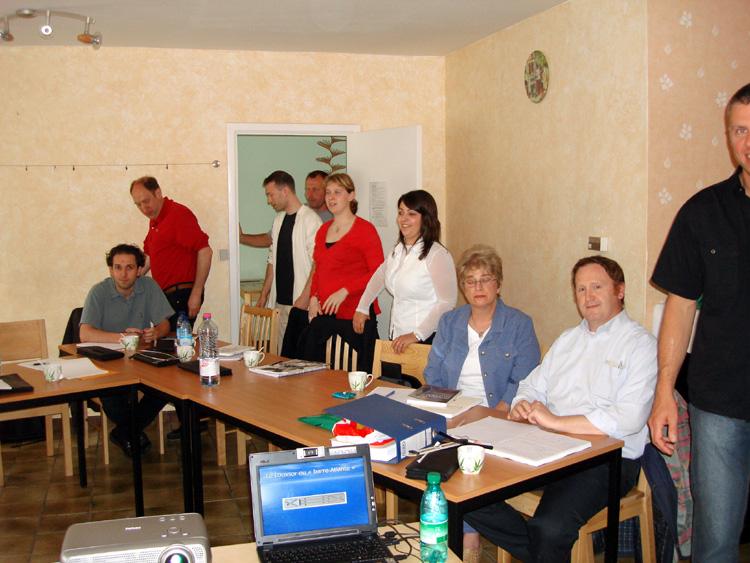 école de géobiologie - session 2006