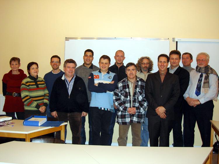 école de géobiologie - session 2007
