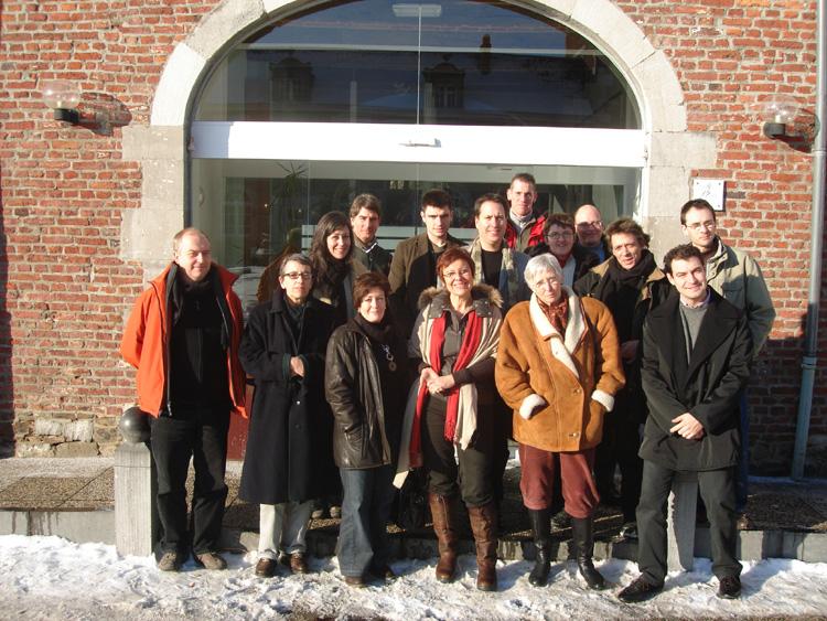 école de géobiologie - session 2008